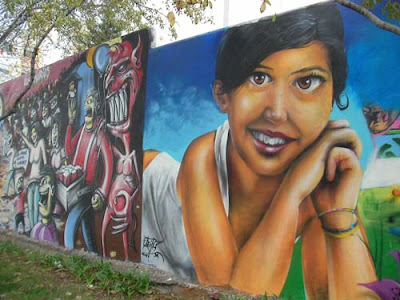 Design, Graffiti, Wall Street