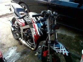 airbrush motor ninja r