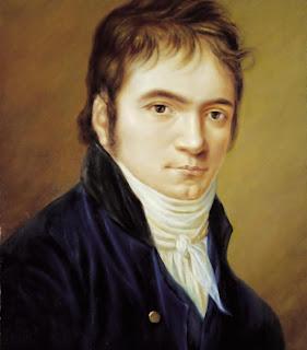 Minuet en G de Beethoven Partitura para violin y tuba