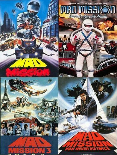 Őrült küldetés filmek