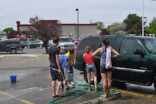 YOUTH GROUP CAR WASH FUNDRAISER