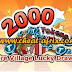 Lucky Draw 2000 TOKEN Ninja Saga 2013