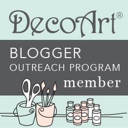 I'm a DecoArt Blogger!