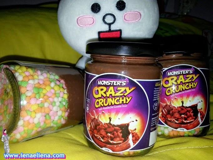 Monster's Crazy Crunchy Versi Rainbow