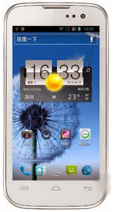Maxon S903 Android