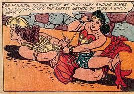 Sexismo en los Cómics, por Alan Moore 1 (de 3) WONDERWOMAN