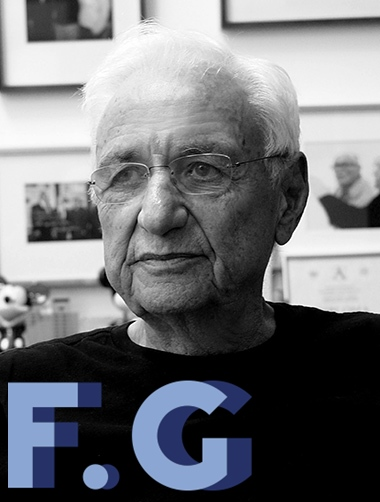 Louis Vuitton The Icon and Iconoclasts Frank Gehry