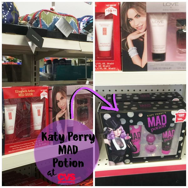 Katy Perry Mad Potion fragrance coupon