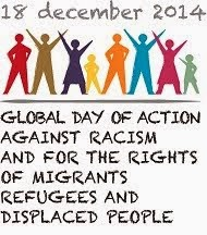 Global Day of Action for the Rights of Migrants, Refugees and Displaced People!