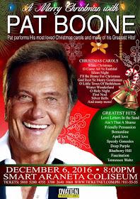 Pat Boone Live in Manila