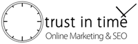 trust in time Onlinemarketing