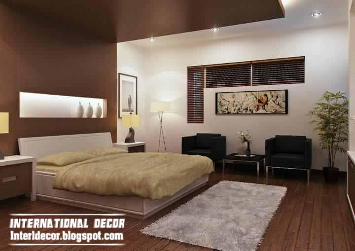 Brown Bedroom Paint Color Schemes 720 x 509