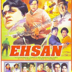 Ehsan 1970 Hindi Movie Watch Online