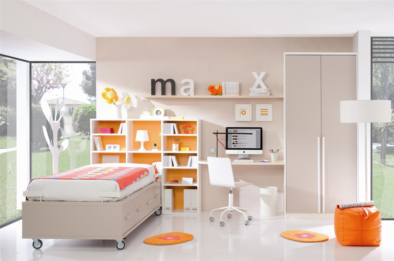 Arte Hábitat, tu tienda de muebles: Espacios pequeños - Dormitorios ...