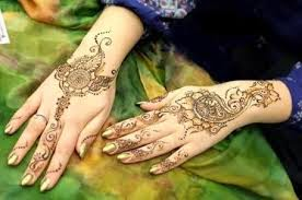attractive and beautiful henna designes