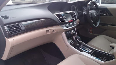 Review, Kelebihan & Kekurangan Honda All New Accord 2.4 VTi-L CR2 2014