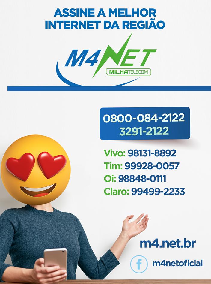 TELE ATENDIMENTO M4NET //RN