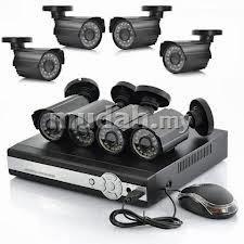 Pemasangan CCTV - kawasan kl / pj