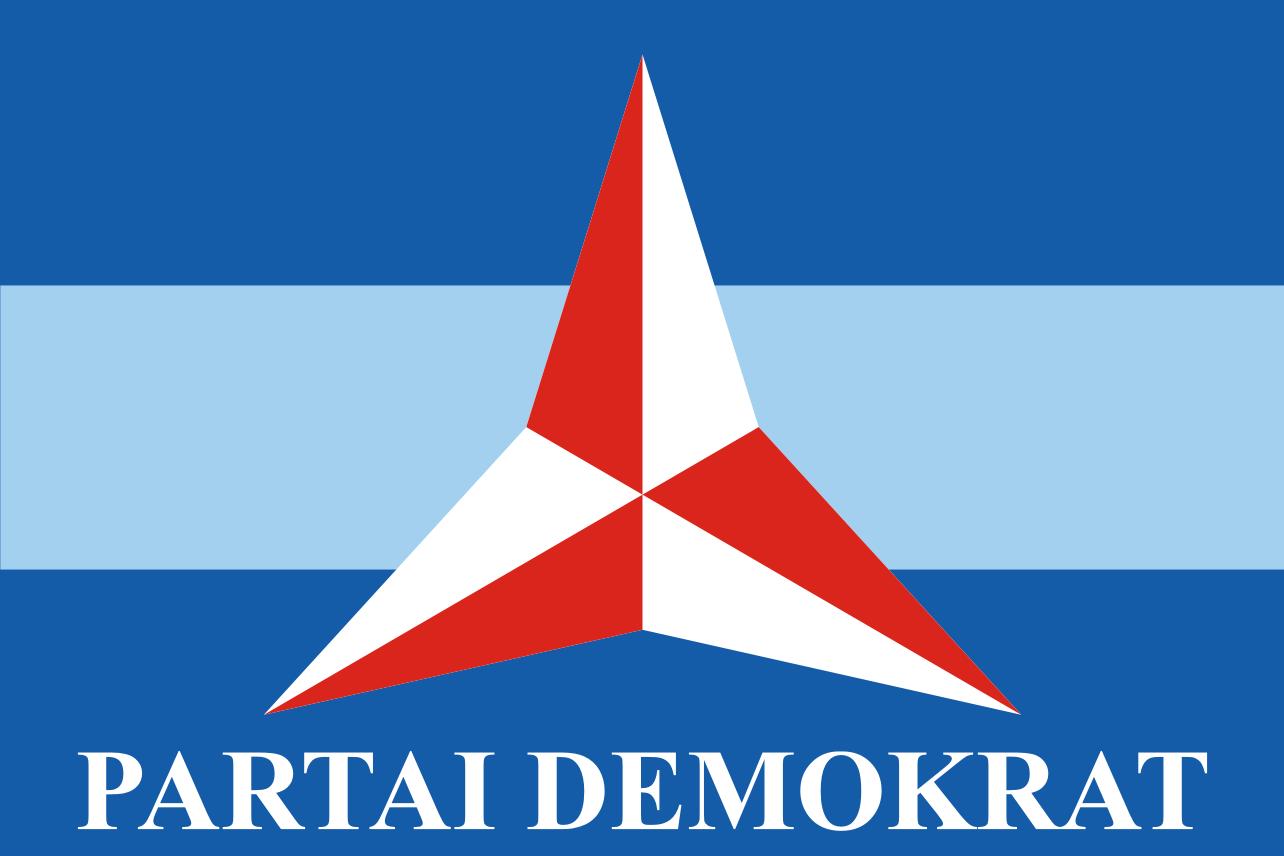 logo demokrat gambar logo