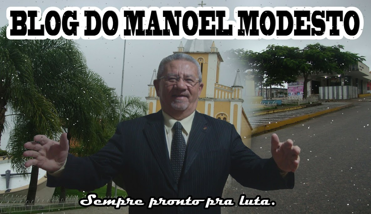 banner manoel modesto