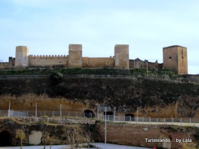Castillo Alcala Guadaira, Sevilla