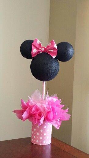 Manualidades divertidas con caramelos cositasconmesh - Decoracion fiesta rosa ...