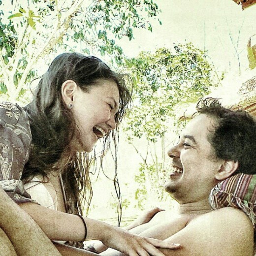 Photos: Angelica Panganiban and John Lloyd Cruz Spend the Best Summer Ever