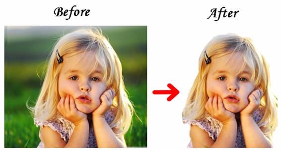 Sas حذف وإزالة الخلفية لأي صورة بدون برنامج Remove Image Background