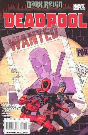 DeadPool Homenaje Uncanny X-Men 141