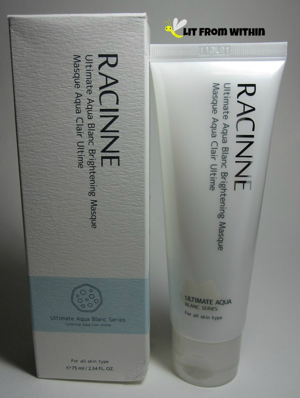 Racinne Brightening Masque