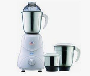 Flat 50% Off on Bajaj Majesty GX 4 (500 Watt) Mixer Grinder just for Rs.1622 Only @ Flipkart