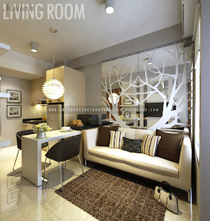 Interior Design For Service Apartment