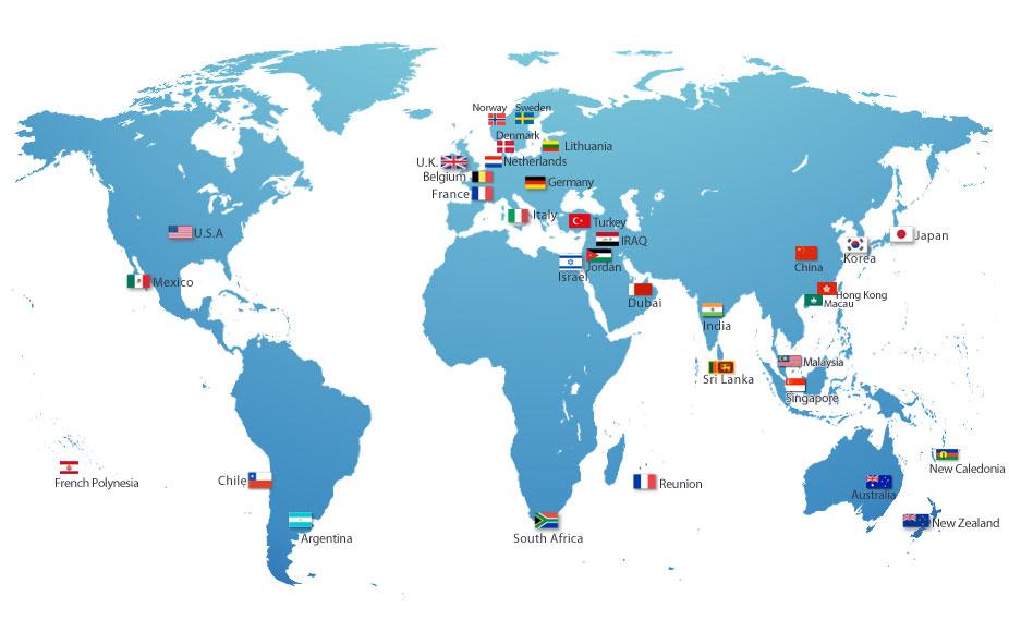 Virtual Presence of IPHS Technologies