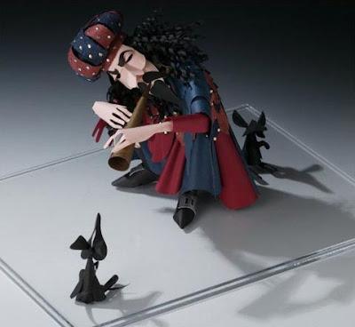 Koleksi Hasil Origami [Seni Melipat Kertas] Mengagumkan karya Sher Christopher