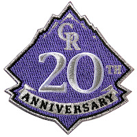 Rockies 20th Anniversary