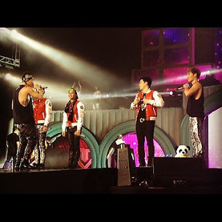 VIDEO KONSERT BIGBANG ALIVE GALAXY TOUR MALAYSIA 2012