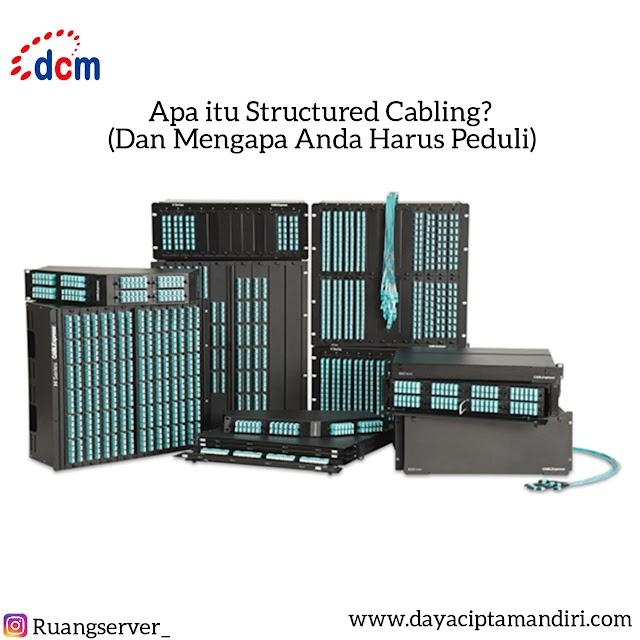 Pentingnya Structure Cabling