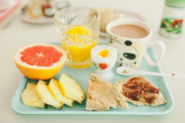 Morgenmad Ideer Kost Og Ordentlig Ernæring