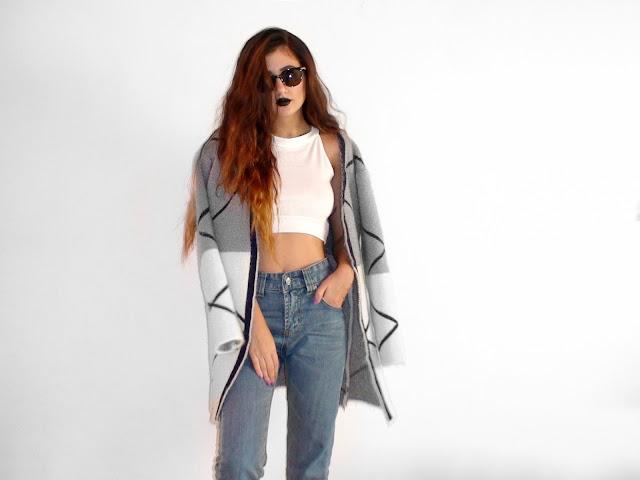 street style minimal fashion blogger