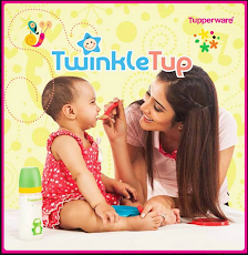 Tupperware Twinkle Tup Flyer
