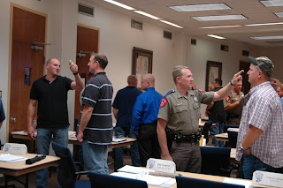 The DRE course at SHSU teaches officers to recognize the signs of drugged and drunk driving.