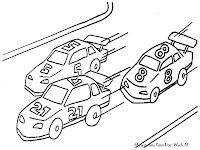 Gambar Sirkuit Mobil Balap