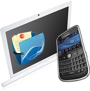 Cara Mengembalikan Data Blackberry yang Telah di Backup