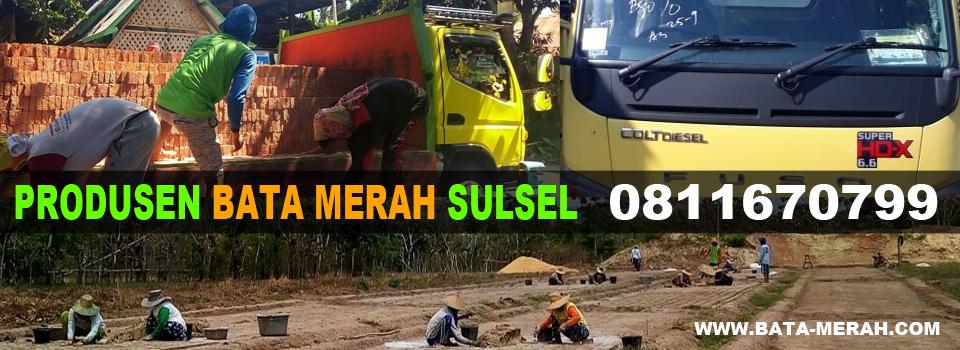 Produsen dan Distributor Bata Merah Terbesar di Sulawesi Selatan