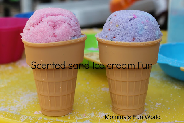 Momma\'s Fun World: 45 fun things you can do with food coloring