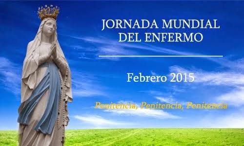 JORNADA DEL ENFERMO