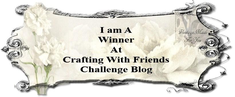 I won...