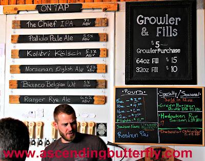 Brandywine Valley, What's on Tap, Craft Beers, Brews, Levante Brewing Co., #BVFoodie