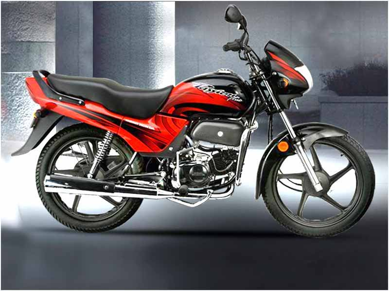 HERO HONDA PASSION PLUS : Specification | Price