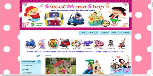 polisi online, mainan